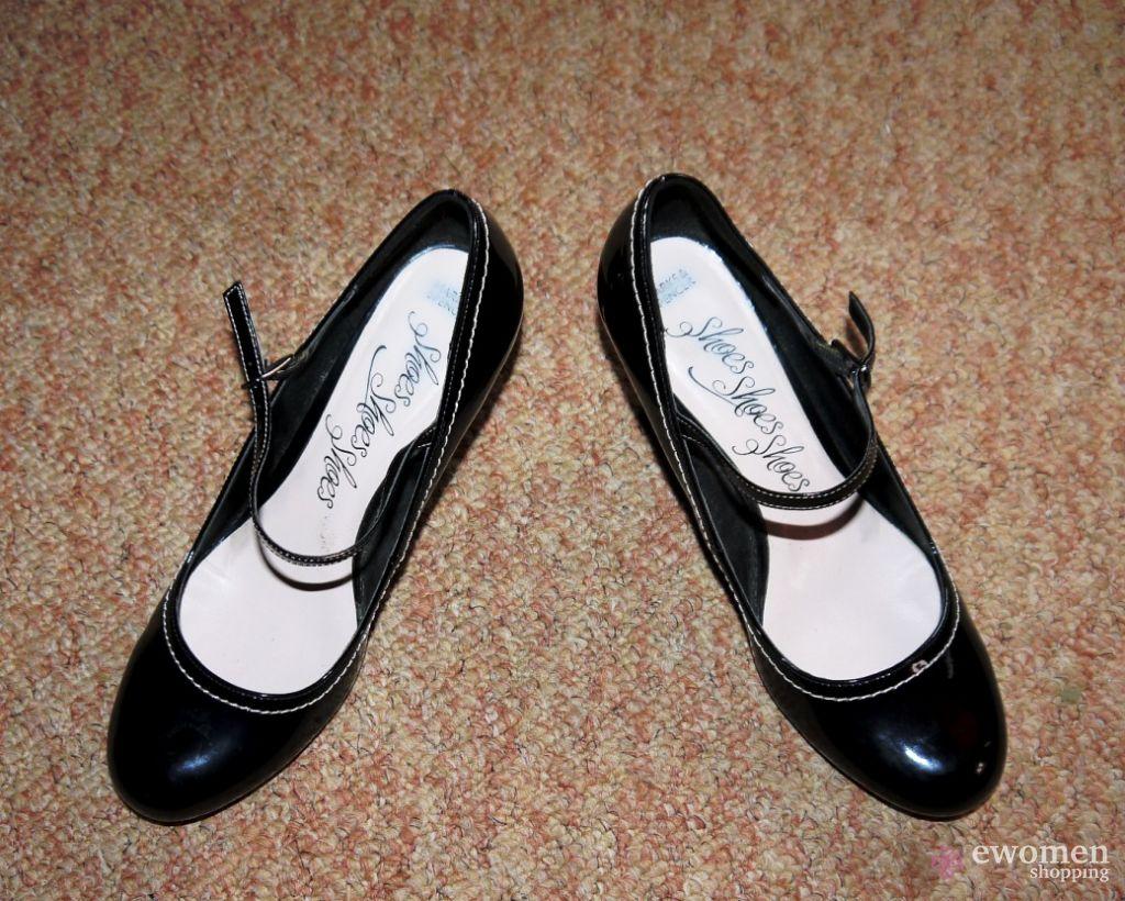 Marks & Spencer éksarkú lakk cipő 40 es eWomen Shopping