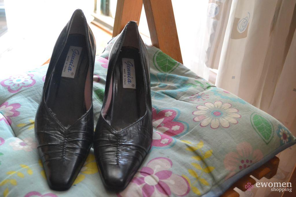 Tiszta új fekete cipő eWomen Shopping